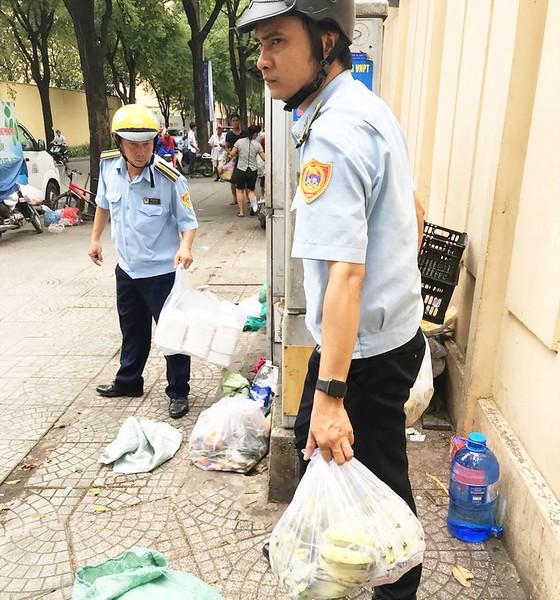 Giải pháp nâng cao hiệu quả xử phạt người xả rác   ảnh 1