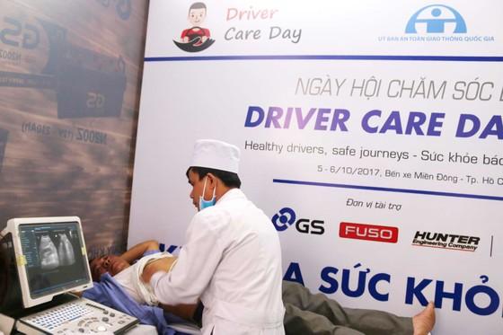 Ngày hội chăm sóc bác tài Driver Care Day 2017   ảnh 1
