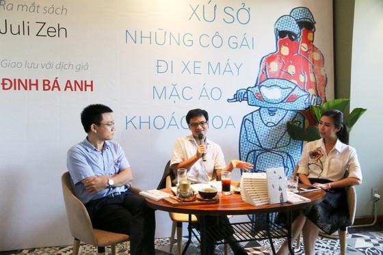 Việt Nam trong mắt nhà văn Đức Juli Zeh ảnh 4