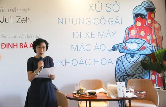 Việt Nam trong mắt nhà văn Đức Juli Zeh ảnh 5