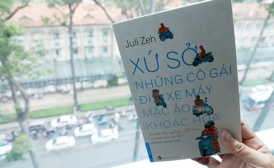 Việt Nam trong mắt nhà văn Đức Juli Zeh ảnh 3