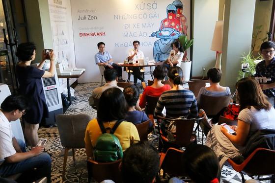 Việt Nam trong mắt nhà văn Đức Juli Zeh ảnh 1