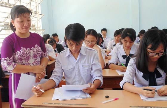 Ôn thi THPT quốc gia năm 2018: Đảm bảo chuẩn kiến thức, kỹ năng ảnh 1