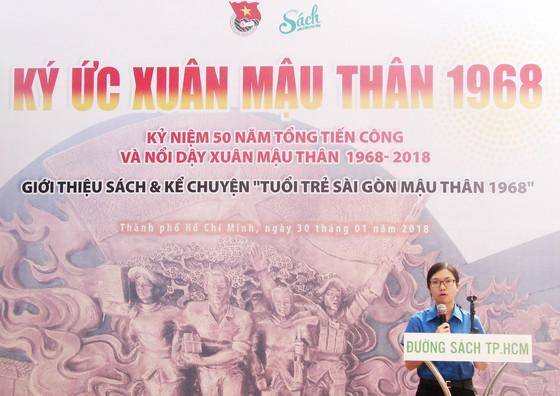 """Đường sách TPHCM khai mạc chuỗi hoạt động """"Ký ức Xuân Mậu Thân 1968"""" ảnh 3"""