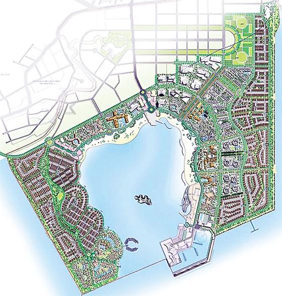 TPHCM duyệt quy hoạch  khu đô thị du lịch biển Cần Giờ ảnh 1