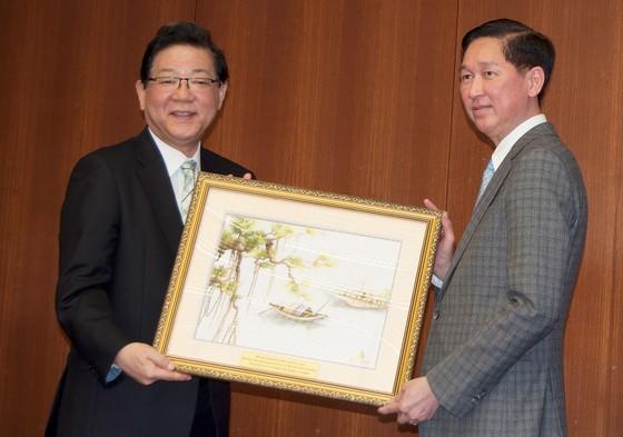 TPHCM tham khảo kinh nghiệm Nhật Bản biến TP xám thành TP xanh ảnh 4