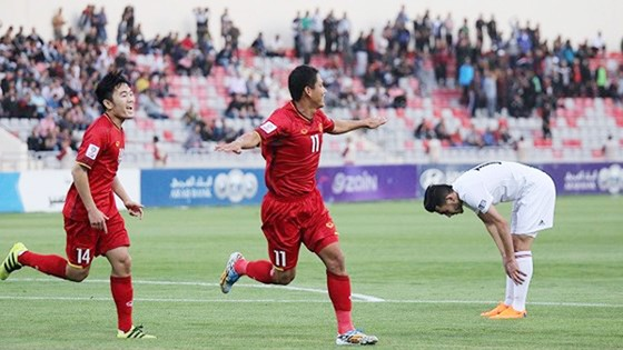 Hành trình Asian Cup ảnh 1