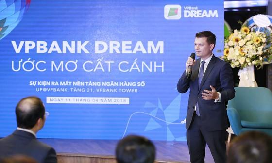VPBank ra mắt nền tảng ngân hàng số VPBank Dream ảnh 1