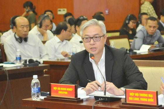 Hội nghị gặp gỡ giữa lãnh đạo TPHCM và doanh nghiệp FDI: Đột phá cơ chế, phát triển nhanh và bền vững  ảnh 4