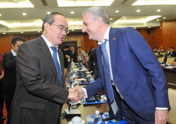 Hội nghị gặp gỡ giữa lãnh đạo TPHCM và doanh nghiệp FDI: Đột phá cơ chế, phát triển nhanh và bền vững  ảnh 6