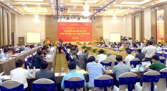 1050 năm Nhà nước Đại Cồ Việt: Đứng riêng một nước, ngang hàng với phương Bắc ảnh 1