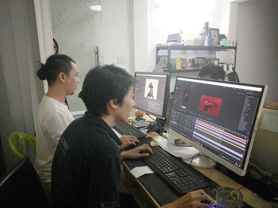 Phim hoạt hình sử Việt: Người trẻ tìm hướng đi mới ảnh 1