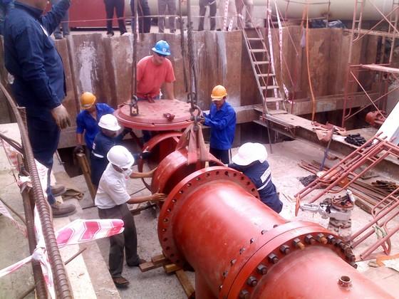 Đột phá công nghệ của ngành cấp nước TPHCM ảnh 1