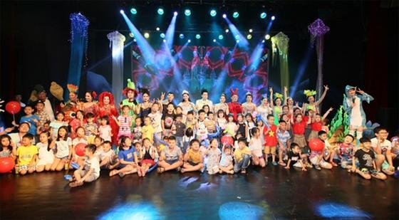 """""""Bay lên những ước mơ"""", show diễn ấn tượng mùa hè dành cho trẻ em ảnh 17"""