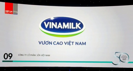 Vinamilk liên tiếp đạt top 50 doanh nghiệp kinh doanh hiệu quả nhất Việt Nam ảnh 2