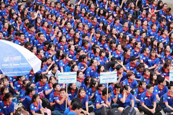 """20.000 sinh viên sẵn sàng """"Tiếp sức mùa thi"""" năm 2018 ảnh 2"""