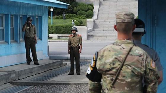 Triều Tiên chuyển giao hài cốt cho Mỹ ảnh 1