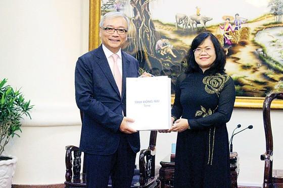 Vedan Việt Nam và tỉnh Đồng Nai tiếp tục triển khai hoạt động khám chữa bệnh thường niên năm 2018  ảnh 3