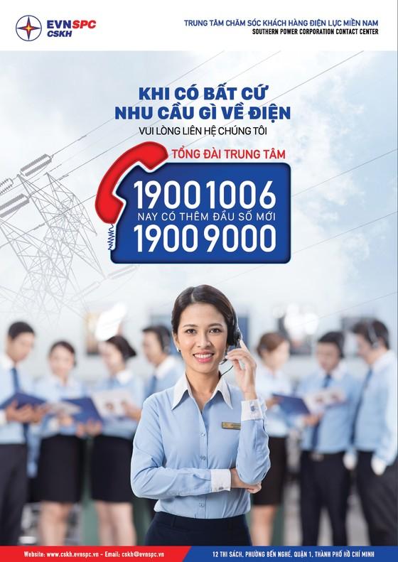 Tổng Công ty Điện lực miền Nam (EVN SPC): Đẩy mạnh chăm sóc khách hàng ảnh 3