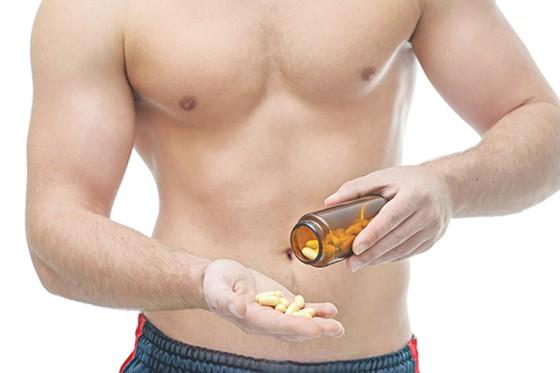 Lạm dụng thuốc tăng cơ ảnh 1