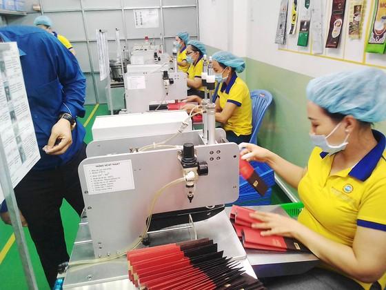 Hỗ trợ doanh nghiệp nâng cao năng suất lao động ảnh 1