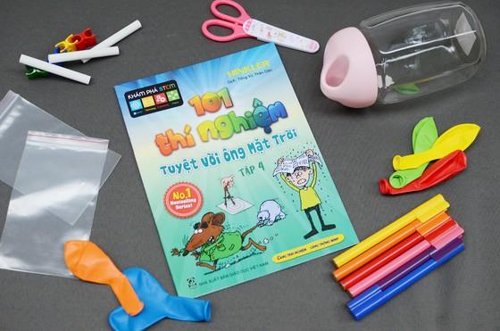 Bộ sách giúp thúc đẩy khả năng tư duy khoa học của trẻ ảnh 2