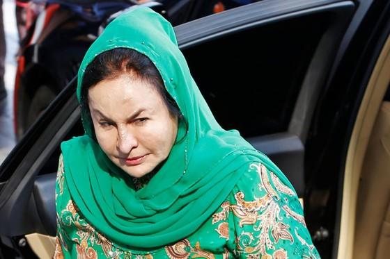 Malaysia bắt vợ cựu Thủ tướng Najib Razak ảnh 1