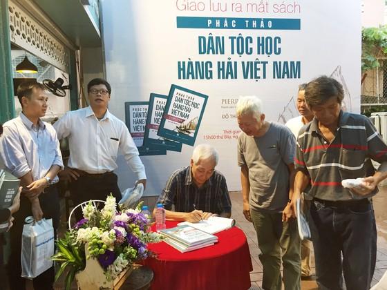 Ra mắt công trình quan trọng về hàng hải Việt Nam ảnh 5