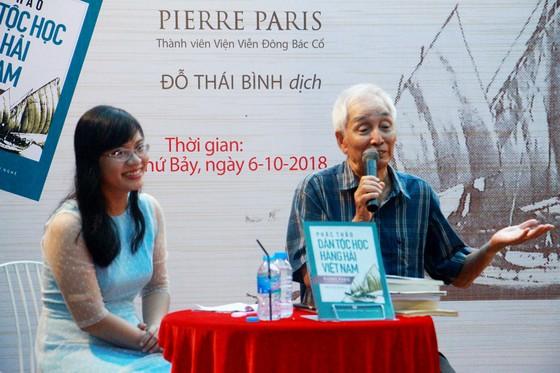 Ra mắt công trình quan trọng về hàng hải Việt Nam ảnh 1