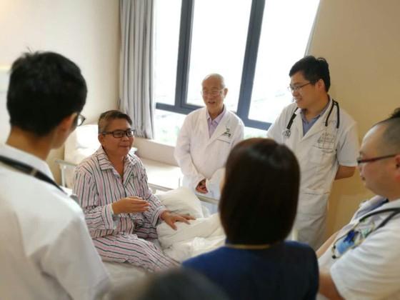身患癌症,病人家屬該不該對患者實行隱瞞? ảnh 1