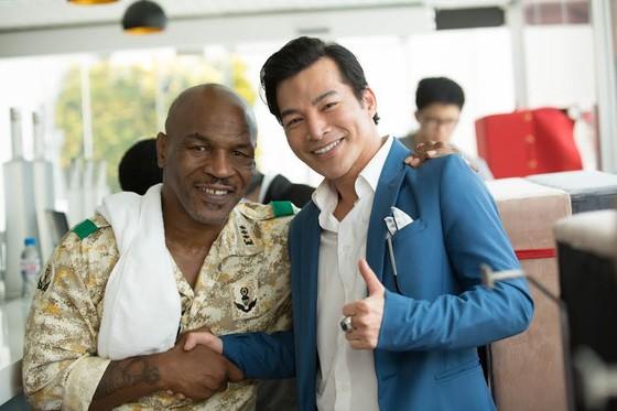 陳寶山:與國際明星合作的體驗 ảnh 1