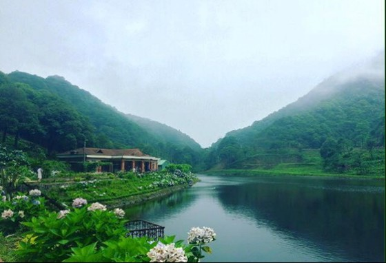 高平省山水地質公園(上) ảnh 2