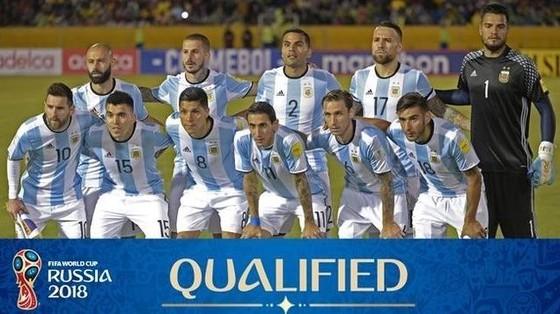 2018 世界盃足球賽分組大勢分析 ảnh 3