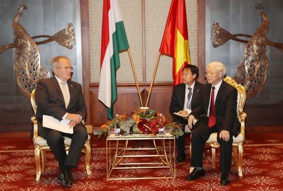 越南與匈牙利友誼萬古長青 ảnh 1