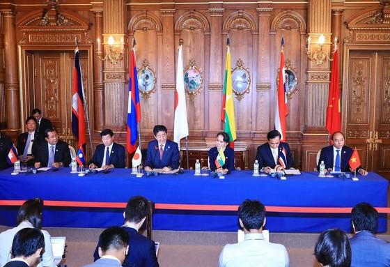 日本與湄公河流域提升至戰略合作夥伴關係 ảnh 1