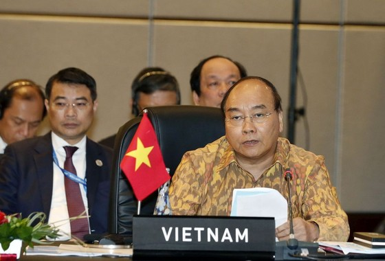 越南推動與東盟關係和印尼戰略夥伴 ảnh 1