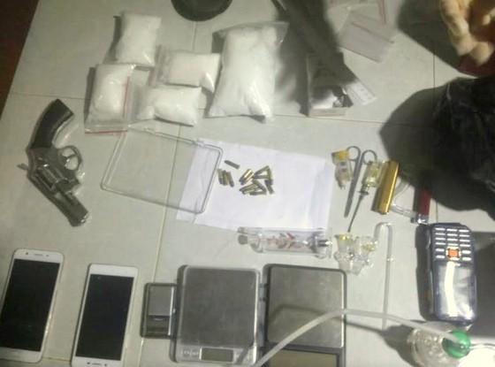 21 năm tù cho 2 đối tượng tàng trữ 717g ma túy ảnh 2