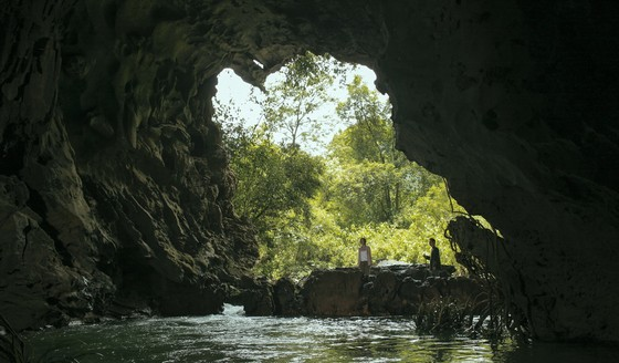 Bối cảnh tuyệt đẹp trong Người bất tử tại Quảng Bình (Nguồn: sggp.org.vn)