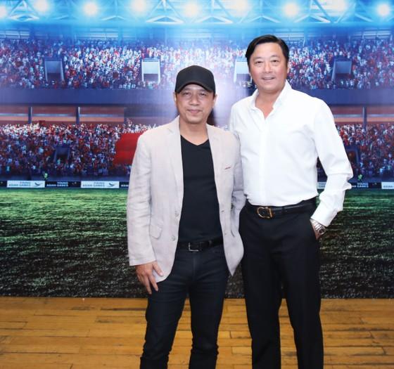 Danh thủ Lê Huỳnh Đức tham gia phim về bóng đá ảnh 1