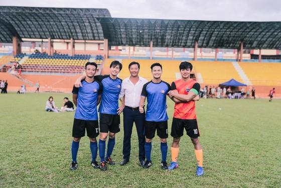 Danh thủ Lê Huỳnh Đức tham gia phim về bóng đá ảnh 2