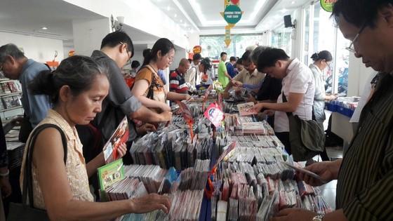 Lần đầu tiên tổ chức Hội chợ băng đĩa online ảnh 1