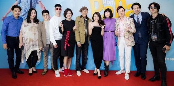 Thái Hòa hoán đổi thân xác với Kaity Nguyễn trong phim mới ảnh 3