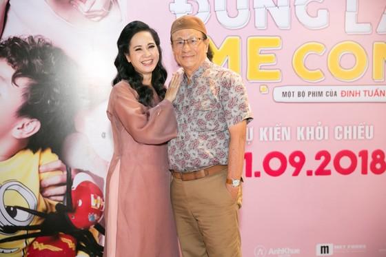 Câu chuyện làm cha, mẹ đơn thân lên màn ảnh rộng Việt ảnh 2