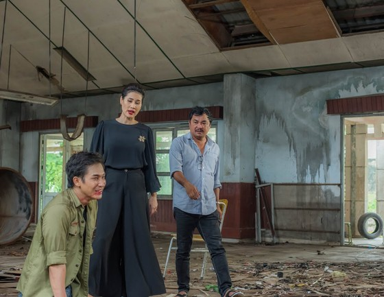 Phim hành động Việt về thế giới ngầm khốc liệt ảnh 3