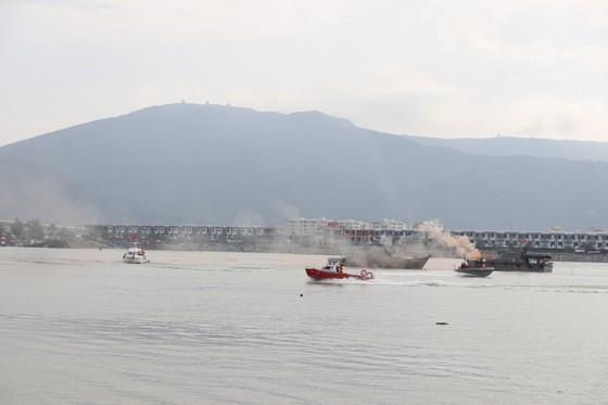 Việt Nam, Hoa Kỳ diễn tập cứu nạn và ứng phó sự cố tràn dầu trên sông ảnh 6