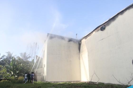 Đà Nẵng: Cháy cửa hàng Điện Máy Xanh Ngũ Hành Sơn ảnh 3
