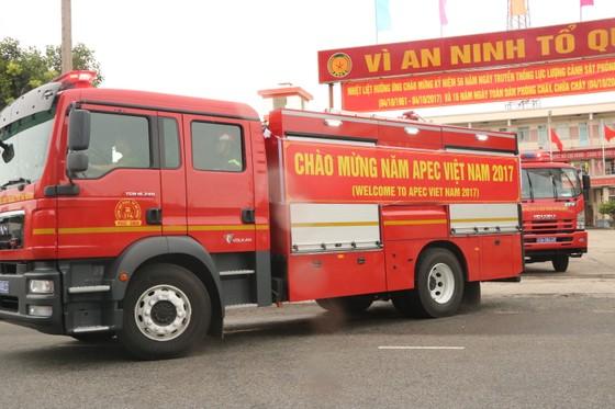 Đảm bảo tuyệt đối an toàn về phòng cháy chữa cháy tại Tuần lễ Cấp cao APEC  ảnh 4