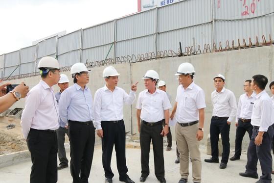 Phải đưa hầm chui Nguyễn tri Phương - Điện Biên Phủ vào hoạt động trước 29-10  ảnh 3