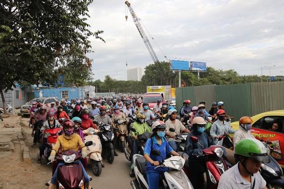 Phải đưa hầm chui Nguyễn tri Phương - Điện Biên Phủ vào hoạt động trước 29-10  ảnh 2
