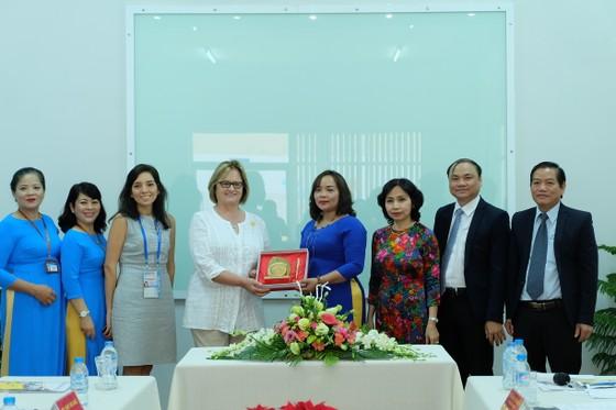 Phu nhân Tổng thống Peru thăm Trung tâm Cung cấp dịch vụ Công tác xã hội Đà Nẵng ảnh 3